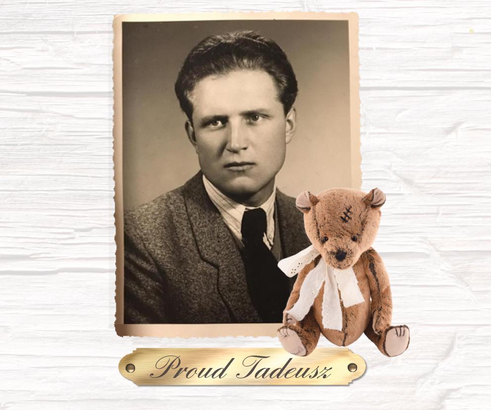 New Dedication – Proud Tadeusz