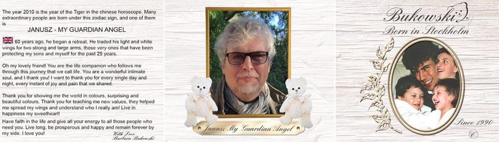 Janusz – My Guardian Angel