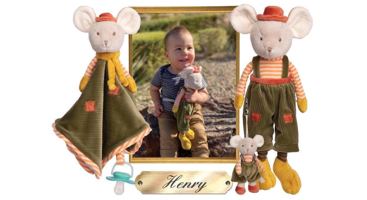 New Dedication – Henry